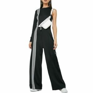 adidas TLRD Jumpsuit One Piece Contrast 3 stripes